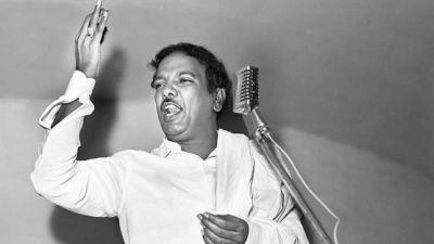 M Karunanidhi was hit in the movies just at the age of 20
