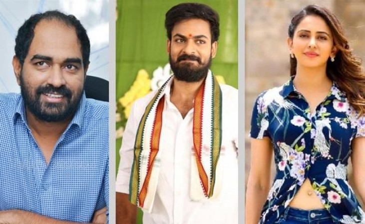Here Are The Details About Rakul Preet'S Next Project With Director Krish |  Newstrack English 1