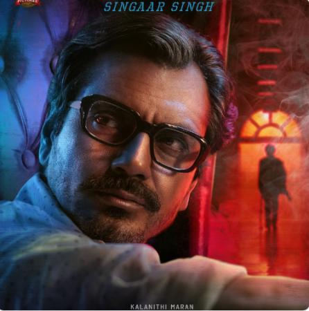 Petta: Nawazuddin Siddiqui's first look from Rajinikanth starrer  is  too intense