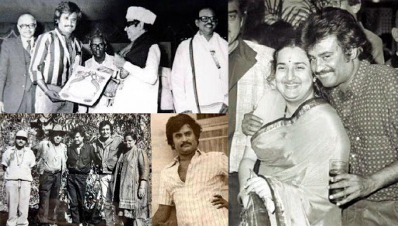 Happy Birthday Rajinikanth: The God of Indian Cinema turns 68 today - See rare pics