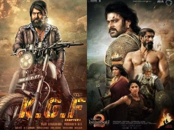 KGF Box office update: Yash starer continues to run riot; second only to Baahubali 2 in K'taka