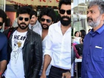 Watch Ram Charan, Rana Daggubati , Jr NTR,,Prabhas and others dance and enjoy at SS Rajamouli's son Karthikeya's wedding