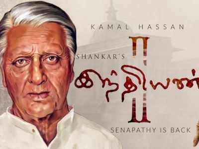 Kamal Haasan's Indian 2 to be shelved due to a fallout between makers?
