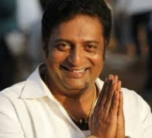 Prakash Raj all set to Contest as Independent candidate  in 2019 Polls- Read tweet