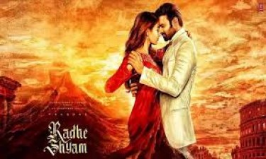 'Radhe Shyam' movie teaser to release soon