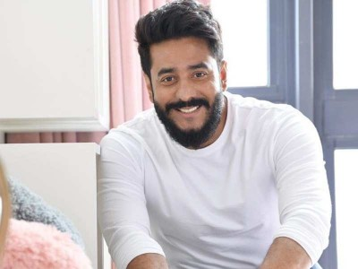 Checkout the adorable pics of Raj Chakraborty with baby boy Yuvaan
