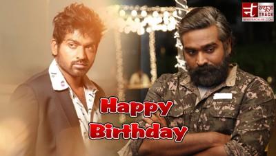 Happy Birthday Vijay Sethupathi: the Legendary Tamil superstar