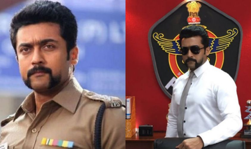 South Superstar Suriya's S3 will clash with Raees and Kaabil