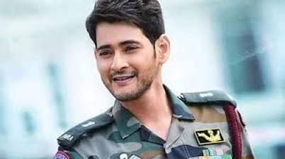 Mahesh Babu looks attractive in his new look