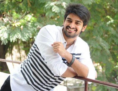 Naga Shaurya and Kashmira Paradeshi starrer film Narthanasala is about to complete