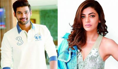 Kajal Aggarwal and Bellamkonda Sai starrer is on floor, watch out launching ceremony pics