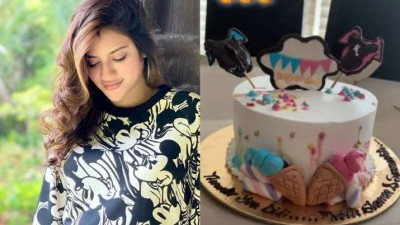 Pregnant Nusrat Jahan gets special gifts from friends, shared photos