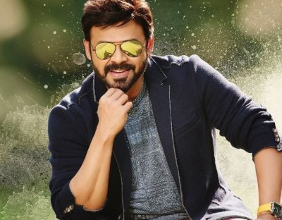 Victory Venkatesh to work in Telugu remake of this Bollywood movie