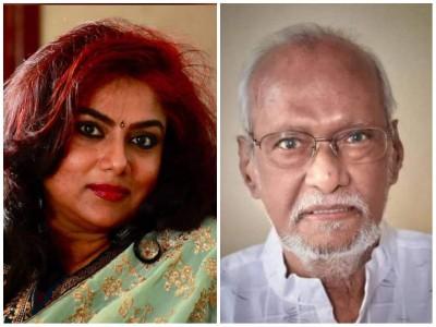 Ranjini bids emotional adieu to Tamil filmmaker GN Rangarajan