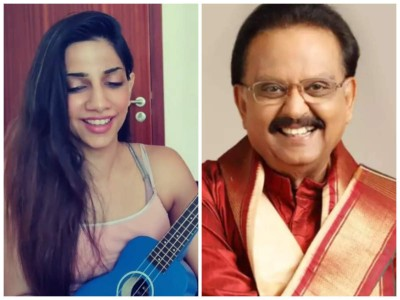 Bhavna has a musical tribute for SPB on the legend's birthday