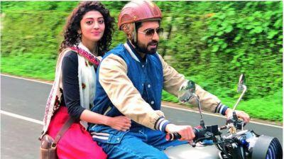 Tollywood Actress Pranitha in Ayushmann Khurana's new single 'Chan Kitthan'
