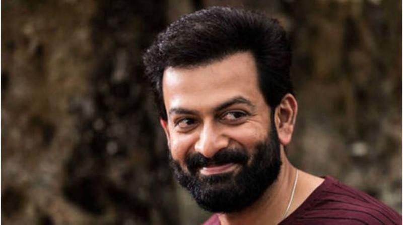 मलयालम सुपरस्टार पृथ्वीराज को है एक बेस्ट फिल्म की तलाश