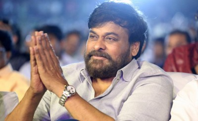 Megastar Chiranjeevi took his twitter to wishes in unique way on May Day