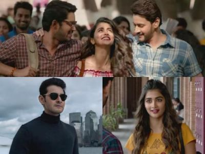 Maharshi Trailer out, Mahesh Babu is all set to win the hearts of fans