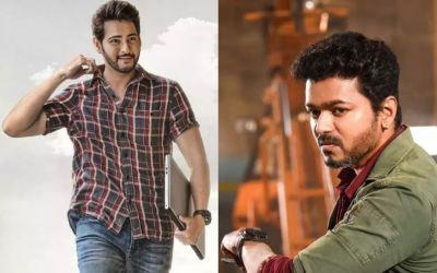 Vijay to play Mahesh Babu's role in Maharshi Tamil remake?
