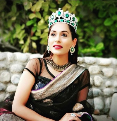 Priyah Pawani , multitalented and believing in a cause