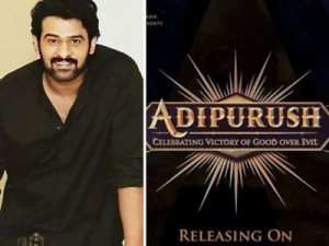 Adipurush shooting halted in Maharashtra, now will shoot in this location
