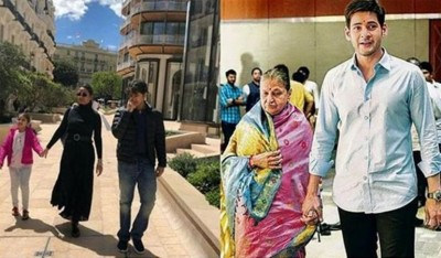 Mahesh Babu share special message with beautiful picture on Mother's Day