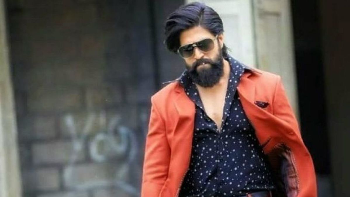 Yash S New Look From Kgf Chapter 2 Leaked Check Out The Pic Here 1