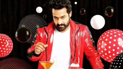 """After getting Covid Positive, Jr. NTR first tweet as """"Happy Eid"""""""