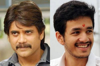 Nagarjuna Not Giving Any Financial Support for Akhil's film