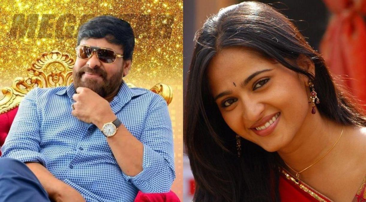 Anushka Shetty joined Sye Raa Narasimha Reddy sets