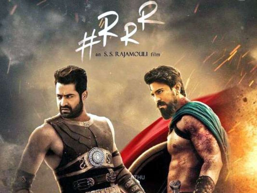 '#RRR' to resume shooting on this day!