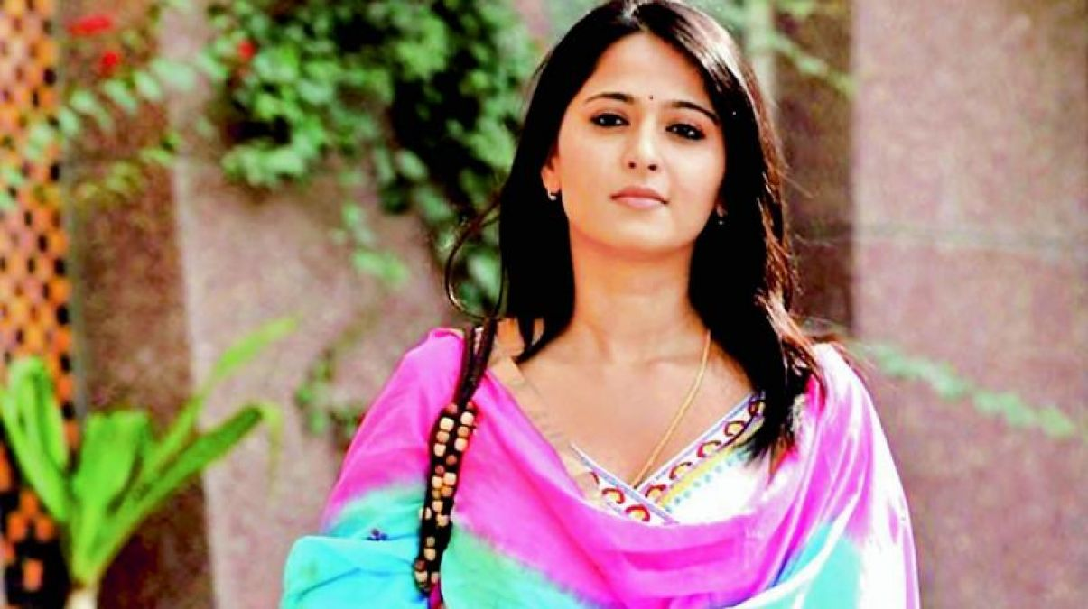 Anushka to do a cameo in RRR?