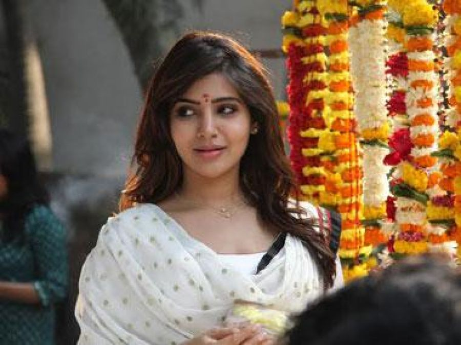 Samantha's 'Oh Baby' to hit the screens during the world cup