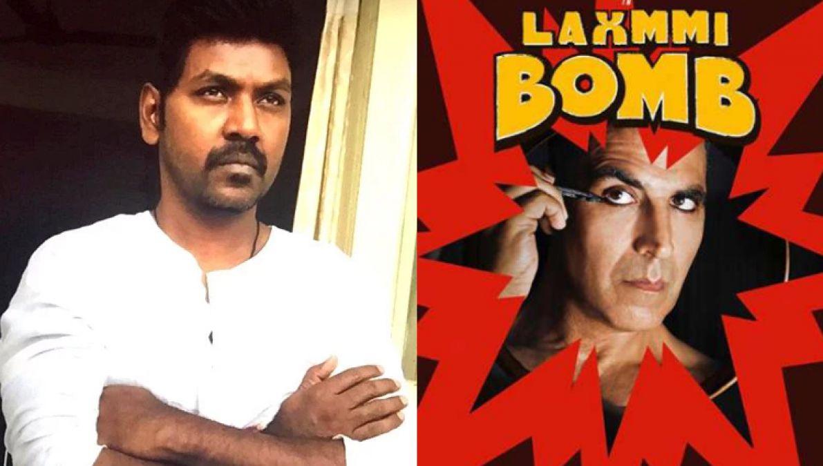 Raghava Lawrence walks out of Laxmmi Bomb