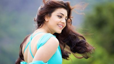 PicTalk: Kajal Aggarwal looks sizzling hot in black