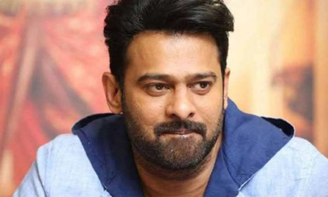 Prabhas reveals Saaho official release date poster