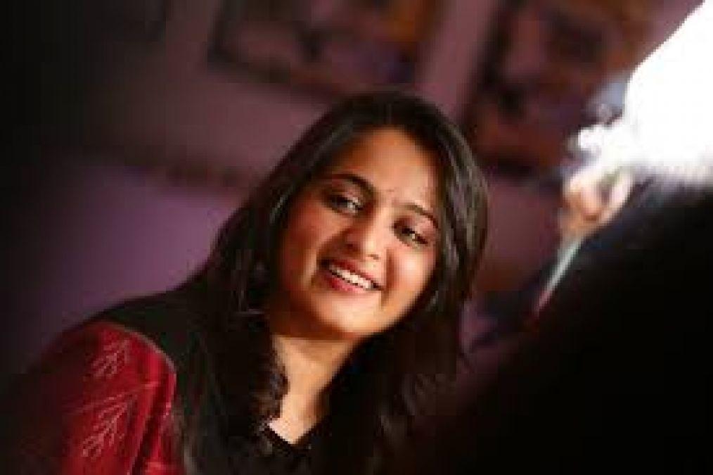 Baahubali Actress Anushka Shetty revealed her secret 'Love'