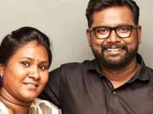Tamil director Arunraja Kamaraj penned emotional note after his wife demise