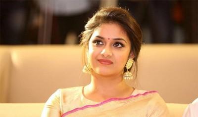 National award winning actress Keerthy Suresh is seen totally different role in Sarkaru Vaari Paata