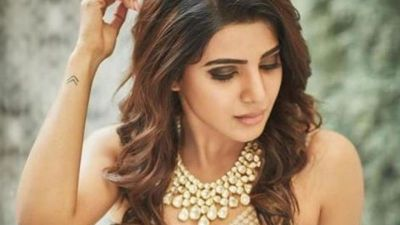 Samantha's Oh Baby teaser released