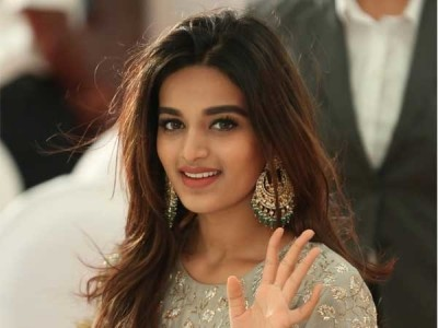 Nidhhi Agerwal: There's no point in me having a voice if I can't use it to help others