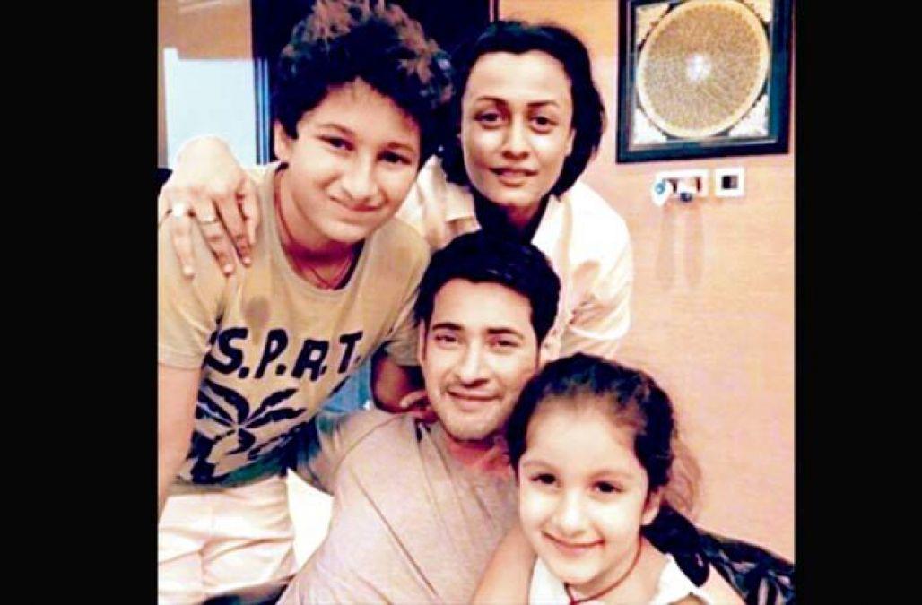 Maharshi's Success: Mahesh Babu enjoys Family vacation 1