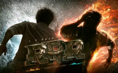 SS Rajamouli' directorial venture RRR created history in digital and satellite deal