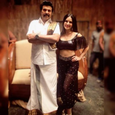 Sunny Leone and Mammootty film Madhura Raja enters the 100 crore club