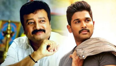 Jayaram to team up with Allu Arjun in his upcoming movie