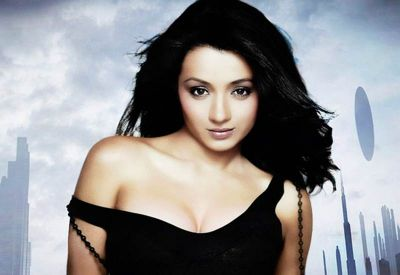 Trisha opens up about her relationship