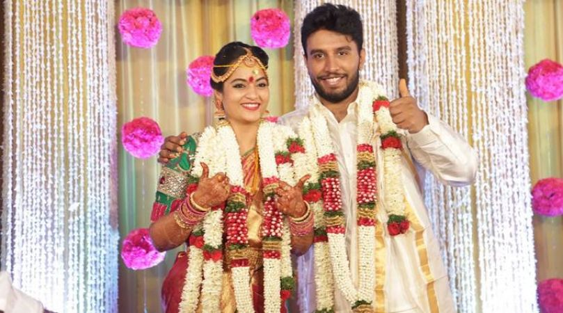 Bigg Boss Tamil fame Suja Varunee weds with actor Shivaji Dev: See photos