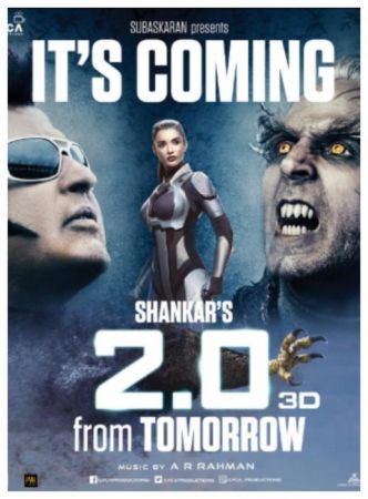 2.0: Just A day ahead of the release COAI registered complaint against Rajinikanth, Akshay Kumar's film