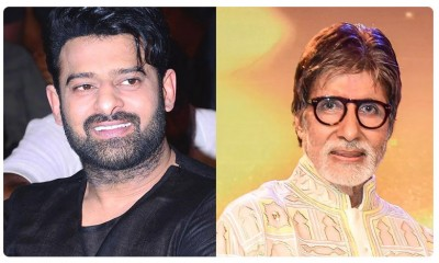 Big B to have a crucial part in 'Prabhas 21'?